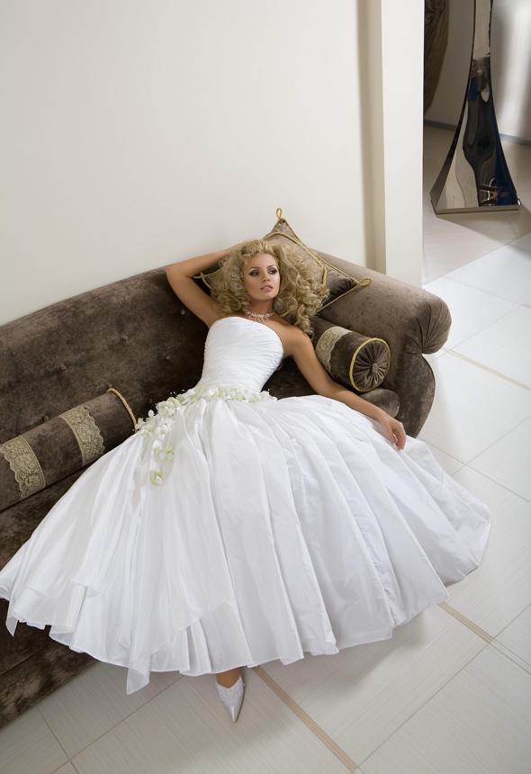 Wedding Saloon :: Элитные свадебные платья - Свадебные платья и