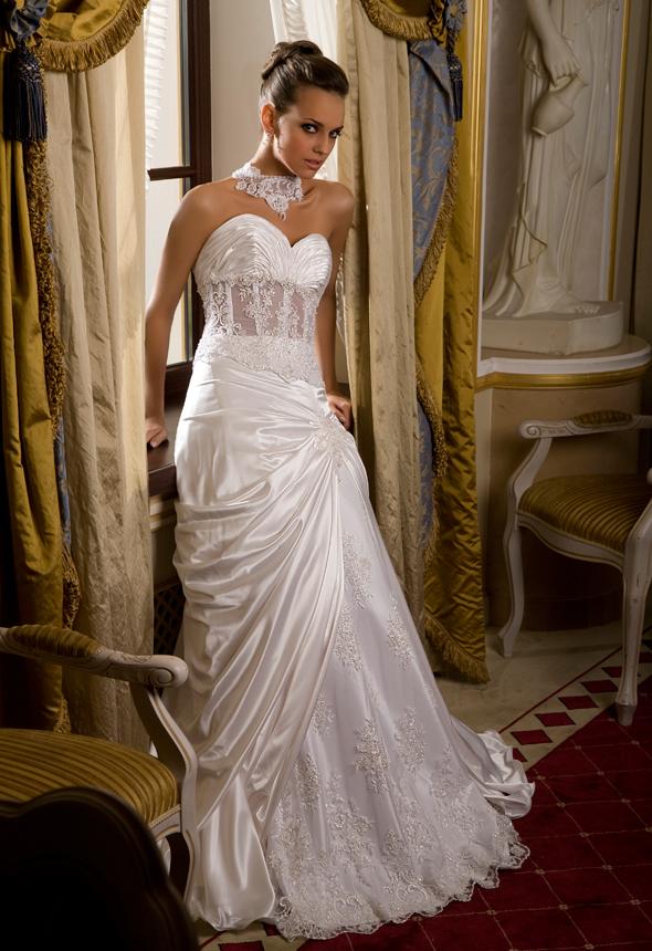 Wedding Saloon :: Недорогое свадебное платье - Свадебные платья и