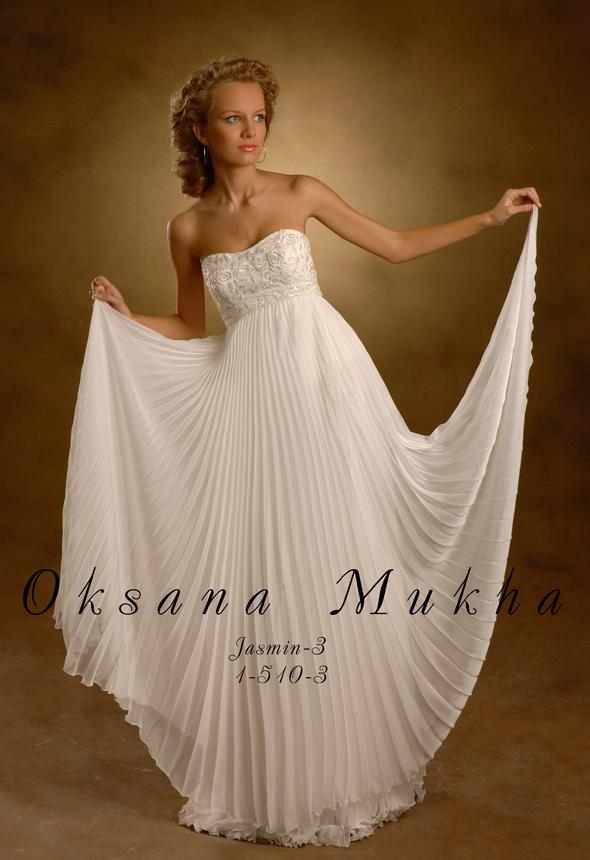 Свадебные платья оксана мухина 1