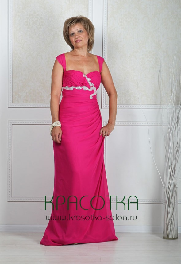 Платья для мамы невесты в салоне свадебных и вечерних платьев Красотка