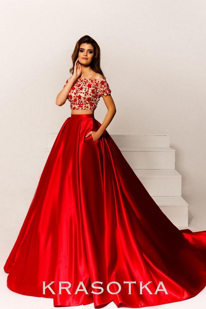 fb9e1a39477 Вечернее платье Остин. Салон «Красотка»