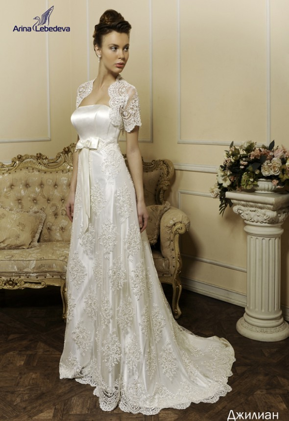 Свадебное платье для венчания купить