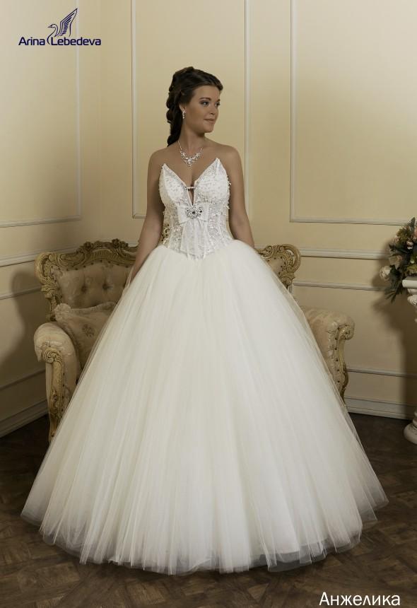 Wedding Saloon :: Самые шикарные свадебные платья в мире