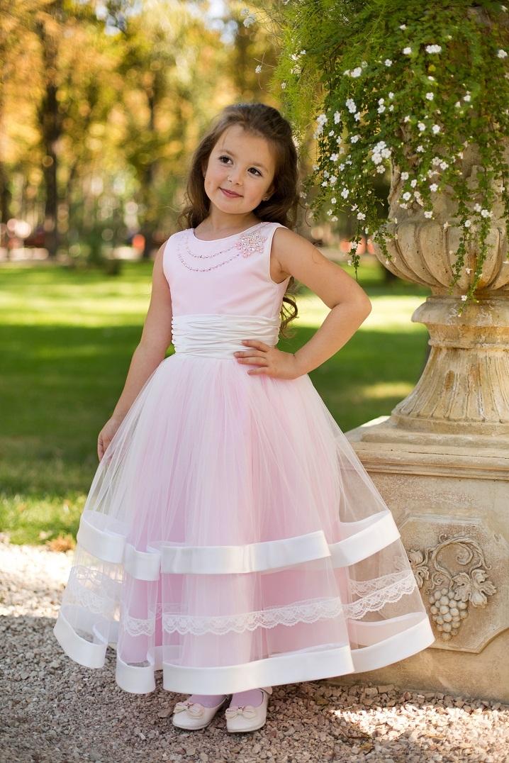 Фото нарядные платья для девочки