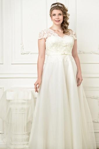 Белое платье 52 размера спб