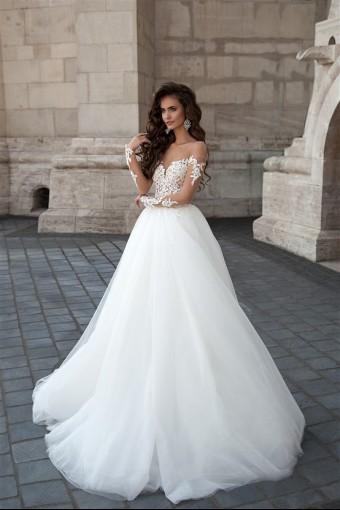 Свадебные платья 2018 в Москве a1c95a65426