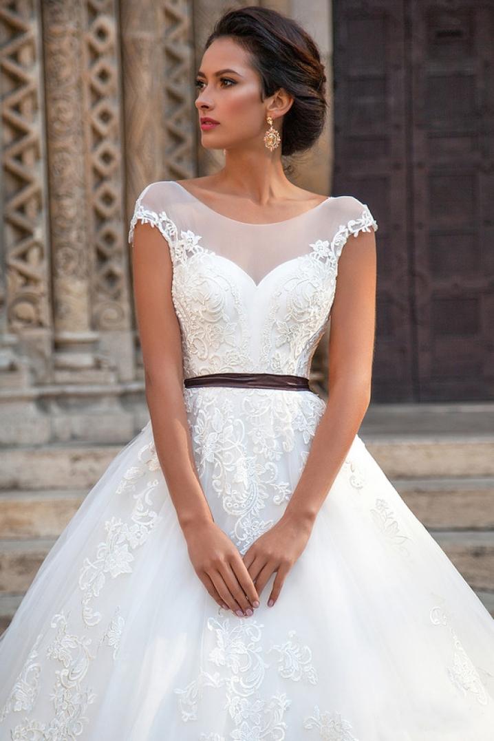 Свадебное Платье Купить Дешево В Москве