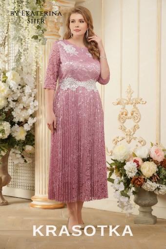66905e44e859dc9 Вечерние платья больших размеров для полных женщин в салоне «Красотка»