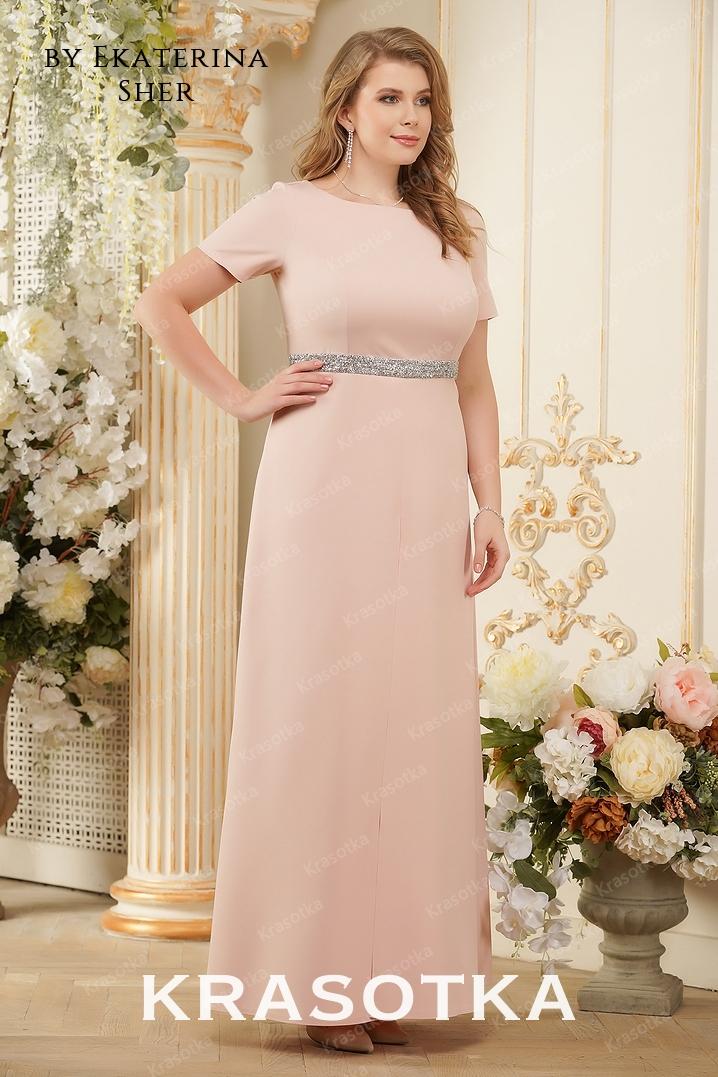 00255f5cd7dcd63 Вечернее платье Ампир. Салон «Красотка»